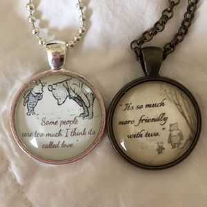 Accessories - Classic Pooh Necklaces
